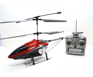 3.5Ch large 70cm radio control helicopter with gyro
