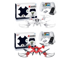 4-channel 2.4G wireless 6Axis FPV RC Drone With the camera with 720P HD mode without head and a return key