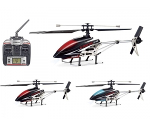 4.5 Ch rc alloy helicopter with single blade high speed helicopter
