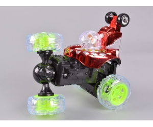4CH RC Stunt Car With Colorful Light
