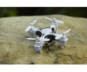 4CH REMOTE CONTROL MINI QUADCOPTER WITH 6-AXIS GYRO & CAMERA(0.3MP)+Memory card +card reader