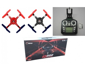 4CH Wifi  Transmission RC Quad-copter 0.3MP Camera Air Pressure Hovering Set High
