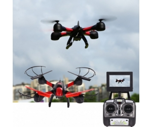 5.8G 4CH RC Quadcopter with 0.3MP Camera Real-time Transmission