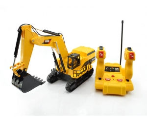 8CH Multi-function Remote Control Excavator