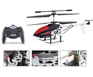Hot! 3.5 CH infrared helicopter alloy helicopter