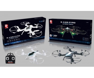Hot Sale 2.4G 43CM  RC Quadcopter with Headless Mode, Auto-return SD00328381