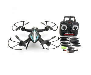 Hot Sale !2.4G 4CH 6Axis Headless Mode RC Quadcopter With 2.0MP Camera RTF