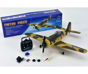Hot Sale Big 4 Channel Remote Control Models RC Brushless Aeroplane Factory  SD00278713