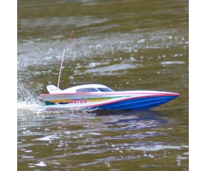 Large Size 73cm EP-Made-von High Speed ​​Double Horse RC Boat SD00314024