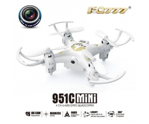MINI DRONE WITH 0.3MP CAMERA WITH HEADLESS MODE RTF