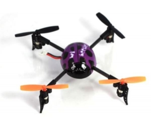 "Mini 4 Channel 8"" RC Quadcopter 2.4 Ghz"