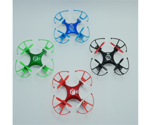 Mini Small Four Axis Aircraft Powerful 2.4G Remote Control Quadcopter