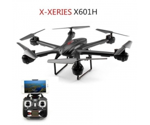 New Arrival ! 2.4G 4CH 6Axis RC Quadcopter 3D + 720P FPV Real-time WIFI Camera With Altitude Hold RTF