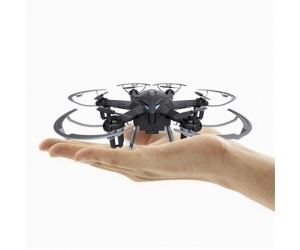 New Arrival !2.4G Mini Quadcopter With 2.0MP Camera VS JJRC H20 One Key Return For Sale