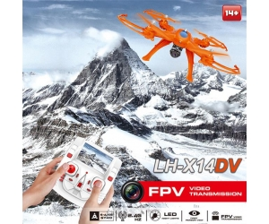New Arrival ! 5.8G 6Axis 4CH FPV RC Drone Real Time Video Transmission Drone with 0.3MP Camera