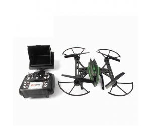 New Arriving! 4CH 6 Axis RC Drone Quadcopter with Monitor Camera 5.8G FPV Upgraded From 509G