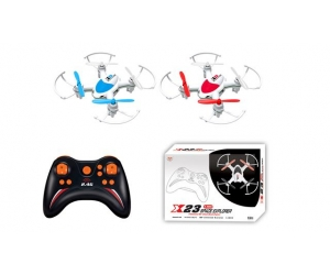 New Mini Drones 2.4G 4CH 3D Roll RC Drone with 2.0MP Camera
