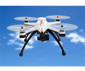 Newest! 2.4G 6CH 6 Axis Gyro 3D  RC Drone With HD Camera GPS and Headless Mode RTF