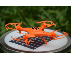 RC Phantom Drone Kit  2.4G 4Ch 6 Axis Gyro RC Propel Quadcopter UFO