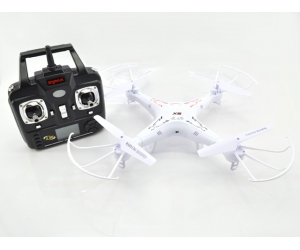 Syma 2.4GHz RC Drone Quadcopter With 6-Axis Gyro For Sale
