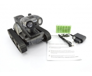 Wifi Tanks Iphone & Android Controlled