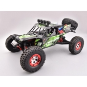 China 01.12 2.4GHz 4WD Voll Proportional RC High Speed ​​Car Wüste Off-Road Truck-Fabrik