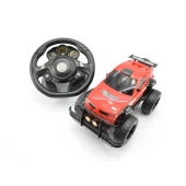 China 1:14 2.4GHz Steering Wheel RC Cross Country Car factory