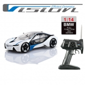Chine 01h14 4CH VISIOVL BMW VED Licence RC CAR usine