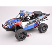 Chine 01:16 2.4GHz Desert 4CH RC High Speed ​​Car Truck usine