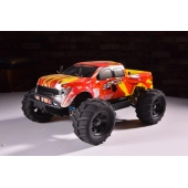 Chine 01:16 2.4GHz 4WD RC Off-road voiture haute vitesse usine