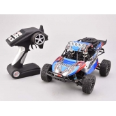 China 1:16 RC off--road car  desert 4X4 RTR 4WD high speed car full proportional model factory