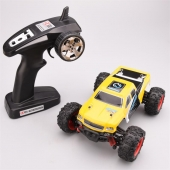 Chine 01:24 Full Scale 2.4GHz RC High Speed ​​Off-road Racing Car 4WD usine
