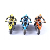 China 1:43 IR Mini Motorcycle factory