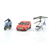 China 2-channel remote control helicopter three-channel remote control car remote control + remote control motorcycle factory