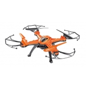 2.4G 4-AAXIS UFO Aircraft WIFI Quadcopter mit 0.3MP Kamera