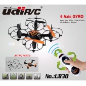 China 2.4G 4CH 4-Axis Hand Sensor Mini RC UFO Copter With Gyro factory
