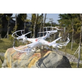 China 2.4G 4CH RC QUADCOPTER WITH 6 AXIS GYRO & 2.0MP CAMERA factory