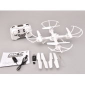 Fabbrica della Cina 2.4G 6 axis gyro SKY PHANTOM 1332 rc Helicopter 4CH 3D flips rc drone with 0.3MP camera rc quadcopter