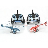 China 2.4GHz 3.5 Ch rc alloy helicopter fight helicopter factory