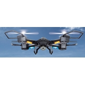 China 2.4GHz 4 CH New Mode RC Quadcopter with HD 2.0MP Camera & 6-AXIS GYRO factory