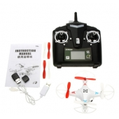 China 2.4GHz 4 Channel RC Quadcopter Without Camera With Headless Mode factory
