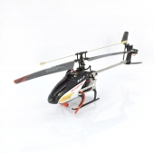 China 2.4GHz 4,5 Ch enkele blade rc helicopter fabriek