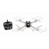 China 2.4GHz 6 Axis Gyro RC Quadcopter  For Sale factory
