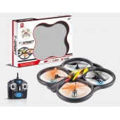China 2.4Ghz  6 AXIS RC Quadcopter  with 2.0MP Camera +Gyro factory
