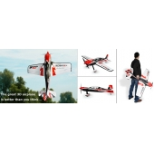 Fabbrica della Cina 2.4Ghz 6CH Brushless RFT Sbach 342 RC Airplane Giocattoli SD00323584