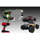 "China 2017  Newest !1:14 ""Mucle Monster"" 2.4GHz 2WD RC Off-road car,RC monster truck 15KM/H factory"