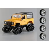 La fábrica de China 2019 Singdatoys 1:16 2.4GHz 4WD RC Jeep