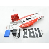 China 3 CH 40 CM RC High Speed Boat Toys For Kids High Powered RC Racing Boat  SD00291512 factory