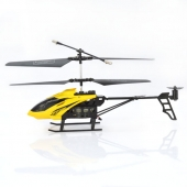China 3 CH RC mini helicopter with two colors, flashing light factory