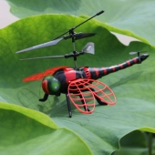 China 3.5Ch infrared rc animal helicopter factory